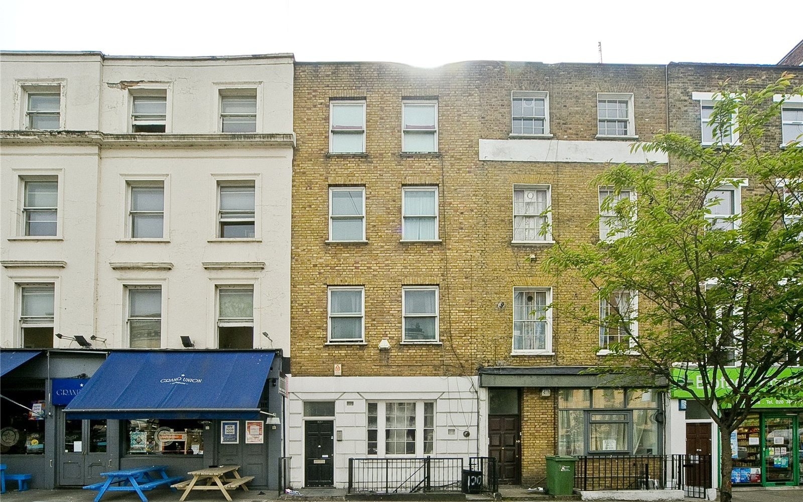 Flat Let In London Nw1 London Residential