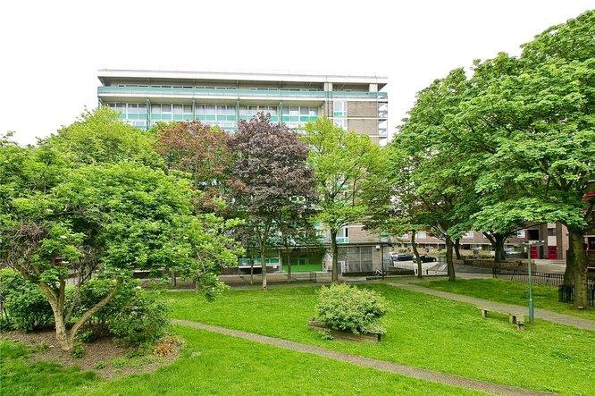 Perth House, Bemerton Estate, Kings Cross, London, N1