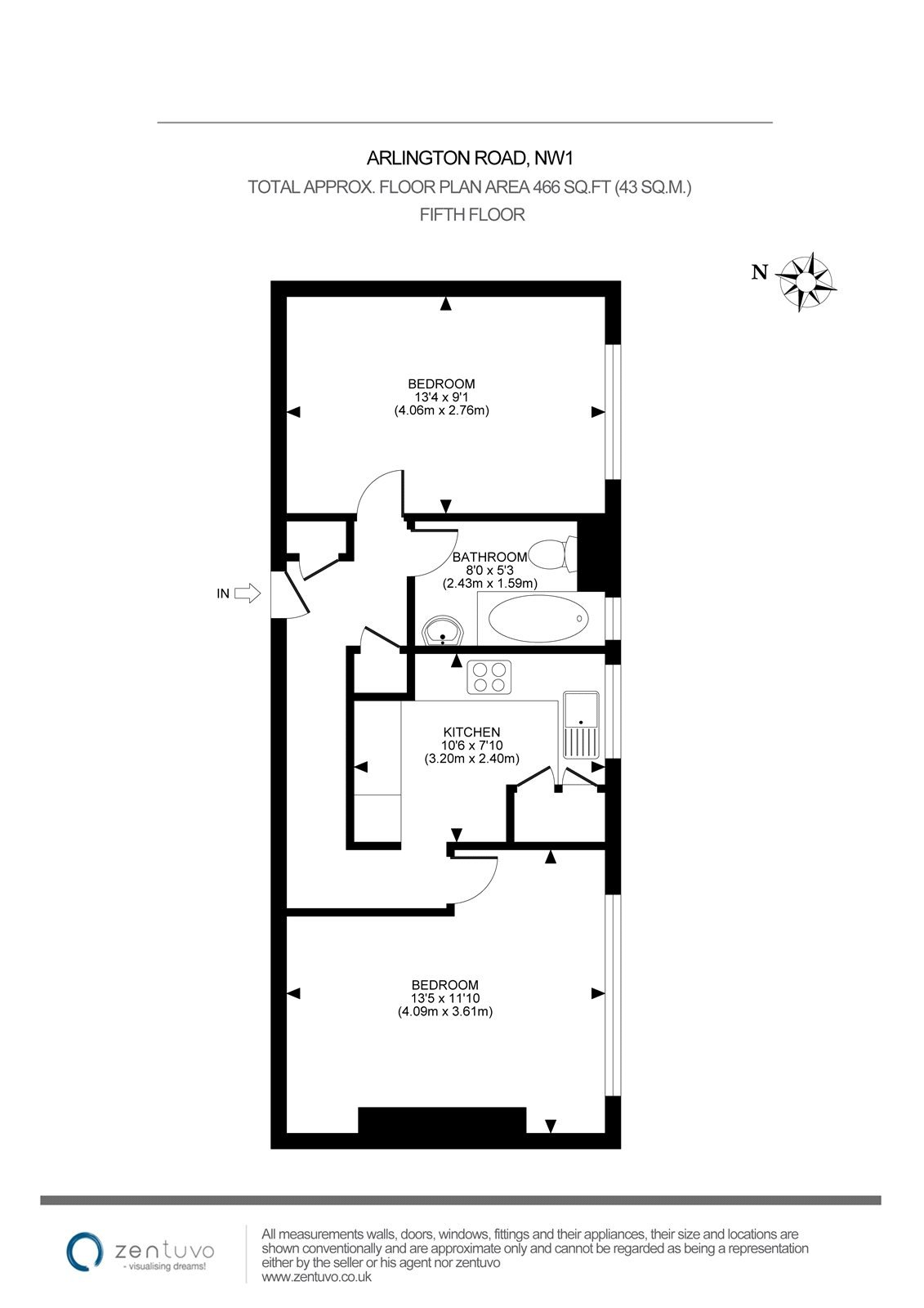 Property For Sale Arlington Road Nw